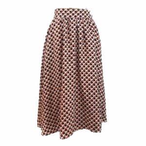 Anthropologie Comme Toi High Waist  Skirt - S